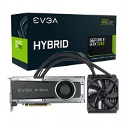 EVGA 08 G-P4 - 6188-kr NVIDIA GeForce GTX 1080 ibrida 8 GB scheda grafica Gaming, colore: nero