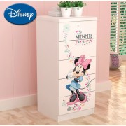 Comoda 5 sertare Minnie Mouse