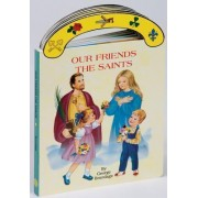 Our Friends the Saints by George Brundage