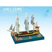 Sails Of Glory Ship Pack Hms Impetueux 1796 Board Game By Ares Games