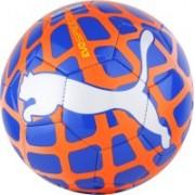 Puma evoSpeed 5.4 Football - Size: 5(Pack of 1, Orange, Blue)