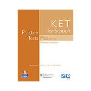 KET for Schools Practice Tests Plus with Key with Multi-ROM and Audio CD Pack