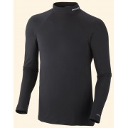 Columbia Férfi Aláöltöző Mens Base Layer Midweight Mock Neck LS T
