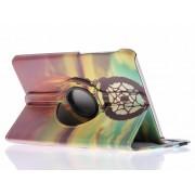360º draaibare dromenvanger design tablethoes voor de Samsung Galaxy Tab S2 8.0