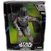 Star wars Electronic Talking BOBA FETT 12 Action Figure (1998 Kenner)