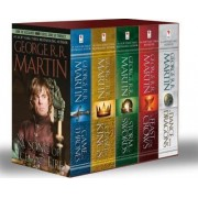 George R. R. Martin's a Game of Thrones 5-Book Boxed Set (Song of Ice and Fire Series) by George R R Martin