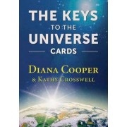 The Keys to the Universe Cards by Diana Cooper