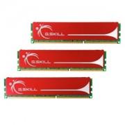 Memorie G.Skill NQ 6GB (3x2GB) DDR3, 1333MHz, PC3-10600, CL9, Triple Channel Kit, F3-10666CL9T-6GBNQ
