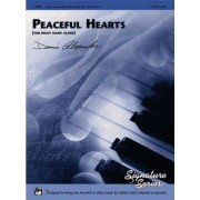 Peaceful Hearts (for Right Hand Alone) by Dennis Alexander