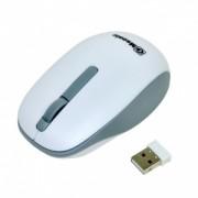 MSONIC mouse-ul optic fără fir MX707W 3D, 1000DPI, 2.4GHz, alb și gri