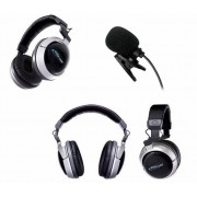 Everglide S-500 Professional Gaming Headphone schwarz