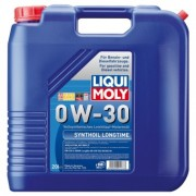 Liqui Moly SYNTHOIL LONGTIME 0W-30 20 Litre Canister