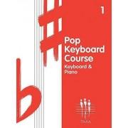 Tritone Pop Keyboard Course: Bk. 1 by Hal Leonard Publishing Corporation