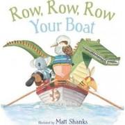 Row, Row, Row Your Boat - Aussie Nursery Rhymes by Matt Shanks