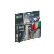 Revell Model Set Carabiniere 1:16 figura makett 62802