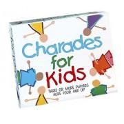 """Paul Lamond Charades for kids - Juego """"Tonterías para niños"""" (importado de Reino Unido)"""