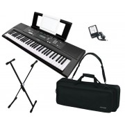 Set Keyboard Yamaha EZ 220 4