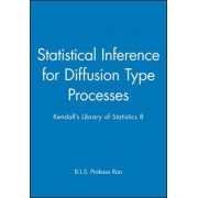 Statistical Inference for Diffusion Type Process by B. L. S. Prakasa Rao