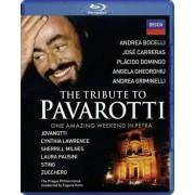 Artisti Diversi - Tribute To Pavarotti (0044007433324) (1 BLU-RAY)