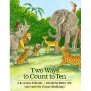 Two Ways to Count to Ten by Ruby Dee