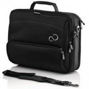 Чанта за лаптоп Fujitsu Prestige Case Mini, 13.3 инча, Черна, FUJ-BAG-CASEMINI13