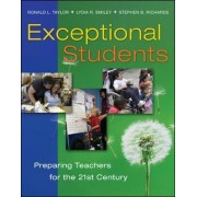 Exceptional Students by Ronald L. Taylor