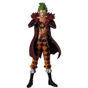 Shokugan One Piece 5.1-Inch Bartolomeo Figure Super One Piece Styling Trigger of the Day Blind Box (Styles May Vary)