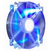 Ventilator CoolerMaster MegaFlow 200 Silent Fan (Blue LED)