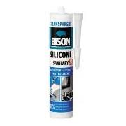 SS280 - BISON Silicon Sanitar alb sau transparent 280ml