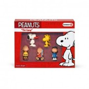 Figurine schleich peanuts the gang set 22045