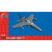 Airfix A01006 Folland Gnat Model Building Kit 1:72 Scale