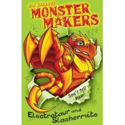 Monster Makers: Electrotaur And Slashermite