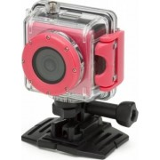 Camera Video de Actiune KitVision Splash (Roz), Filmare Full HD, Waterproof