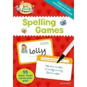 Oxford Reading Tree Read with Biff, Chip and Kipper:: Spelling Games Flashcards by Roderick Hunt