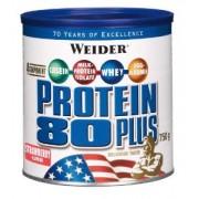 Weider Protein 80 Plus Strawberry 750g