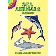 Sea Animals Stickers by Steven James Petruccio
