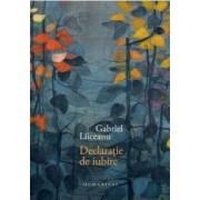 Declaratie de iubire ed. de lux - Gabriel Liiceanu