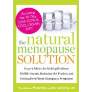 The Natural Menopause Solution by Melinda Ring