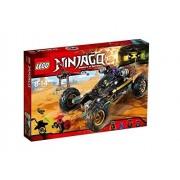 LEGO Ninjago - 70589 - Jeu de Construction - Le Tout-terrain de Combat