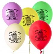 Baloane Personalizate In Cinci Culori