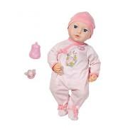 Zapf Creation 794227 Baby Annabell Mia So Soft Toy