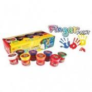 Mungyo Finger Paint- Set of 8 colors