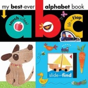 My Best Ever Board Books ABC Slide and Find by Thomas Nelson