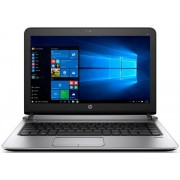 "Laptop HP ProBook 430 G3 (Procesor Intel® Core™ i5-6200U (3M Cache, up to 2.80 GHz), Skylake, 13.3"", 4GB, 500GB @7200rpm, Intel® HD Graphics 520, Wireless AC, FPR, Win10 Pro 64) + Rucsac Laptop HP Select 75 16"", H4J95AA (Alb)"
