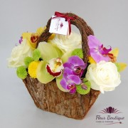 Cos floral Lady Bag CF063