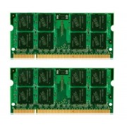 GeIL DDR3 SO-Dimm Series - DDR3 - 8 Go : 2 x 4 Go - SO DIMM 204 broches - 1066 MHz / PC3-8500 - CL7 - 1.5 V - mémoire sans tampon - non ECC