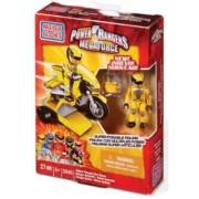 Power Rangers Megaforce Yellow Ranger Hero Racer