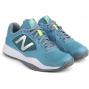 New Balance WC696BB2 Tennis Shoes(White)