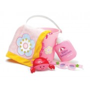 Manhattan Toy - 148400 - Accessoire pour Poupée - Baby Stella - Day at the Beach - Play Set