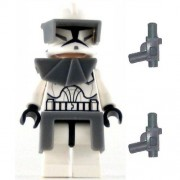 LEGO Star Wars Minifig Clone Trooper Clone Wars with Armor